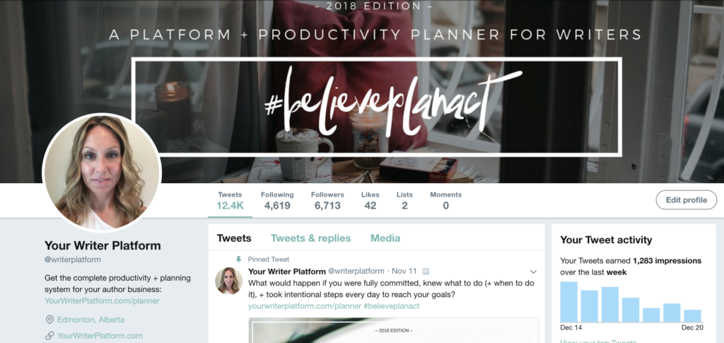 Twitter Marketing 101: For Writers | Your Writer Platform