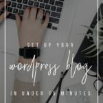 Set Up Your WordPress Blog in Under 15 Minutes _ YourWriterPlatform.com