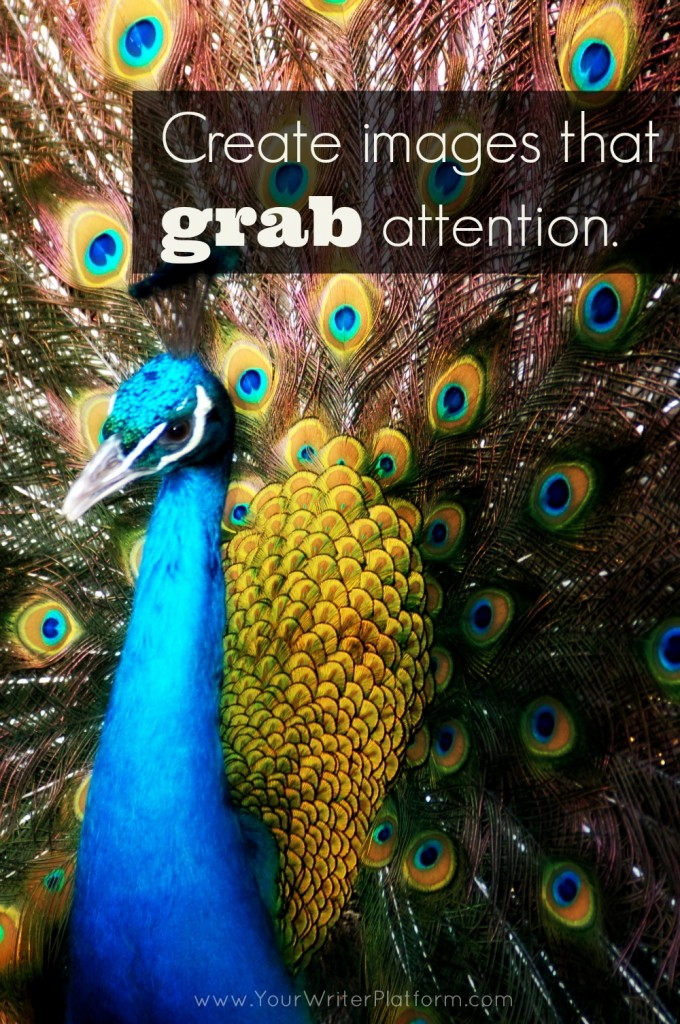 Create images that grab attention