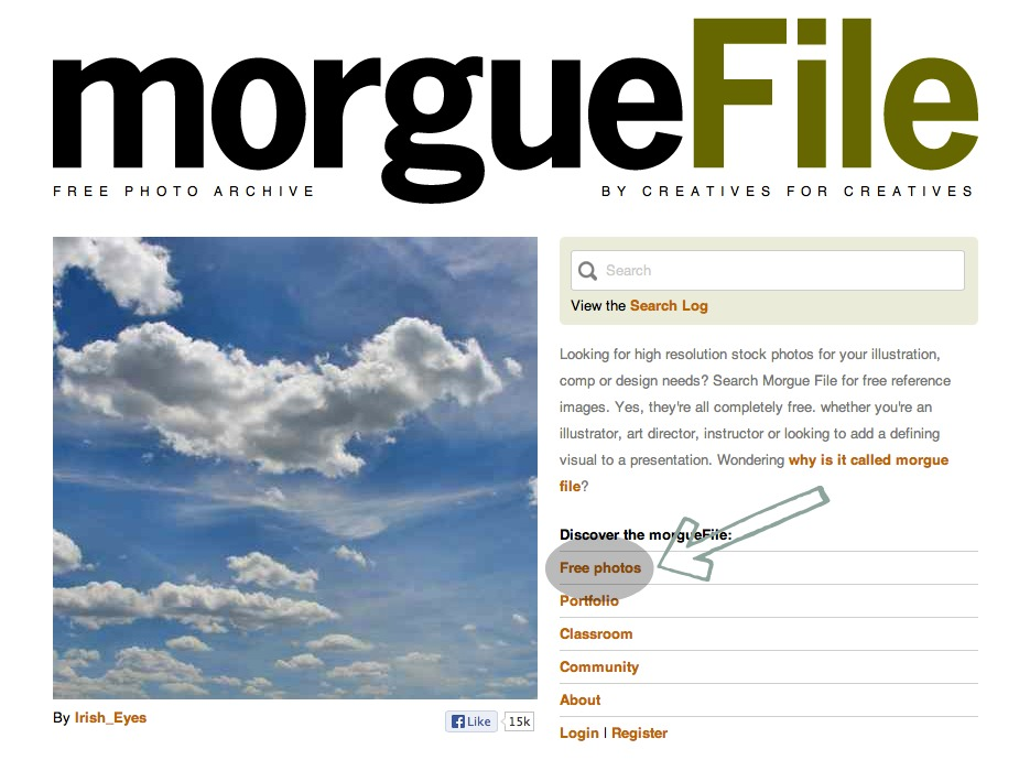 morguefile images graphic