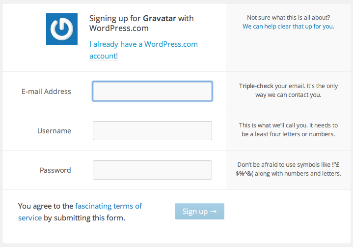 The Highly Underrated Gravatar - Why You Need One and How to Get It | YourWriterPlatform.com