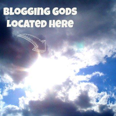 blogging gods