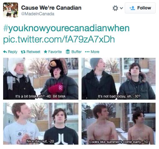 Twitter Pic - Canadian   YourWriterPlatform.com