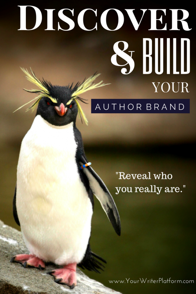 Discover & Build your Author Brand | YourWriterPlatform.com