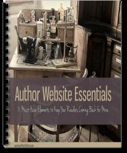 Author Website Essentials Cover   YourWriterPlatform.com