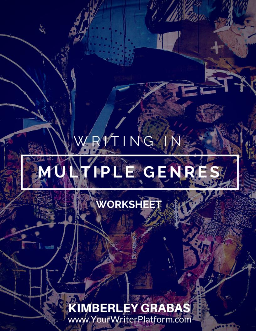 Writing in Multiple Genres Worksheet