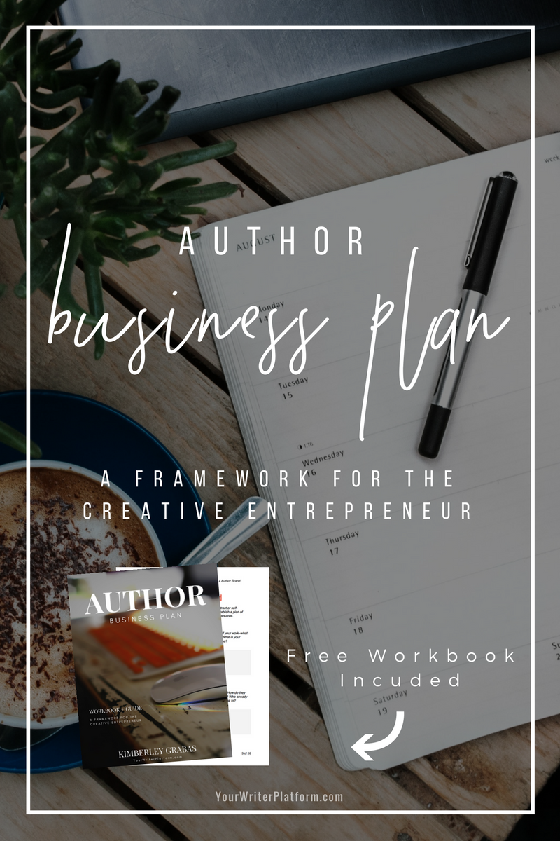 Author Business Plan_ A Framework for the Creative Entrepreneur _ YourWriterPlatform.com
