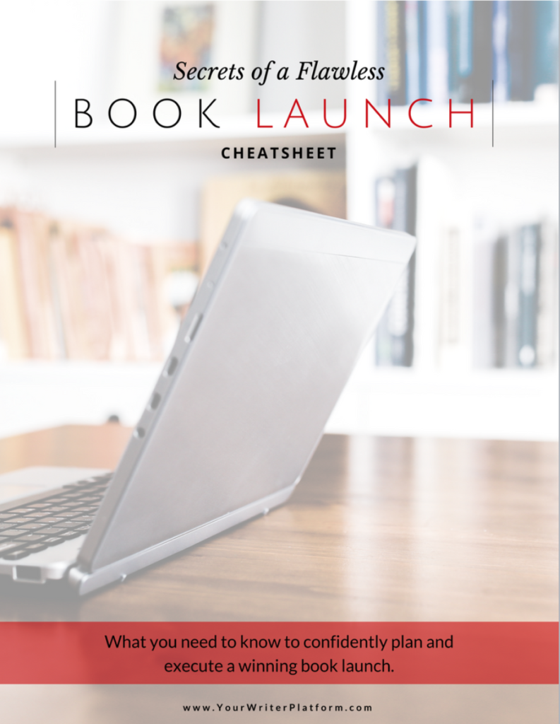 Secrets of a Flawless Book Launch | YourWriterPlatform.com