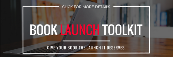 Book Launch Toolkit | YourWriterPlatform.com