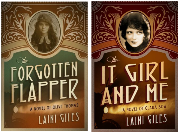 Laini Giles book covers