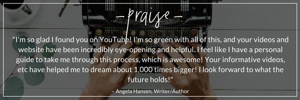 praise yourwriterplatform